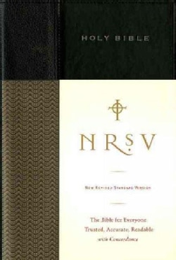 Holy Bible: New Revised Standard Version, Black, Standard Bible (Hardcover)