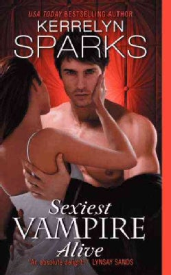 Sexiest Vampire Alive (Paperback)