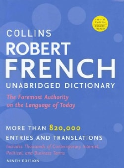 Collins Robert French Dictionary / Le Robert & Collins Dictionnaire: Francais-anglais / Anglais-francais (Hardcover)