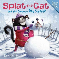 Splat the Cat and the Snowy Day Surprise (Paperback)