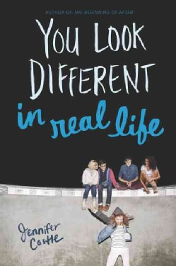 You Look Different in Real Life (Paperback)
