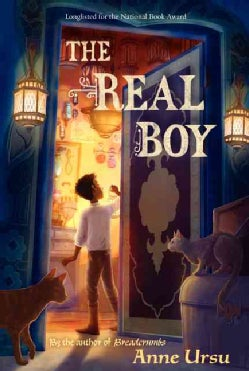 The Real Boy (Paperback)
