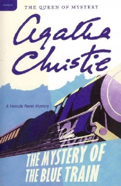 The Mystery of the Blue Train (Paperback)