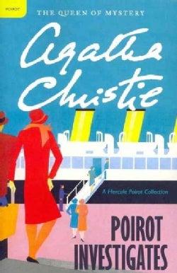 Poirot Investigates (Paperback)