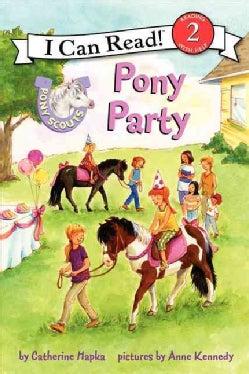 Pony Party (Paperback)