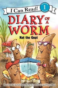 Diary of a Worm: Nat the Gnat (Paperback)