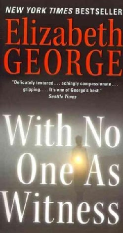 With No One As Witness (Paperback)