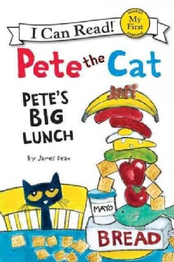 Pete's Big Lunch (Paperback)