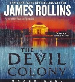 The Devil Colony (CD-Audio)