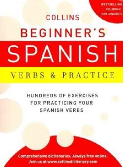 Collins Beginner's Spanish Verbs & Practice (Paperback)