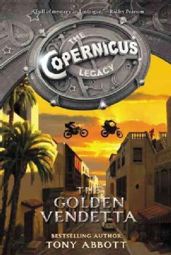 The Golden Vendetta (Paperback)