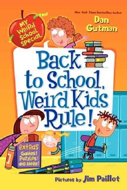 Back to School, Weird Kids Rule! (Paperback)