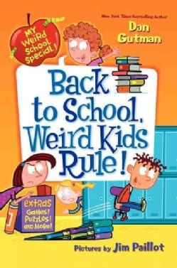 Back to School, Weird Kids Rule! (Hardcover)