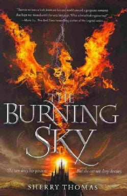 The Burning Sky (Hardcover)