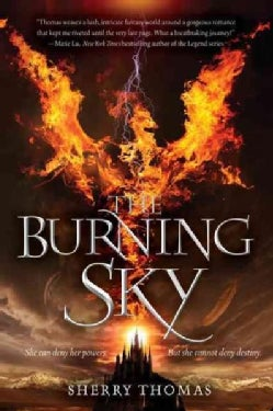 The Burning Sky (Paperback)