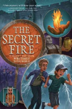 The Secret Fire (Hardcover)