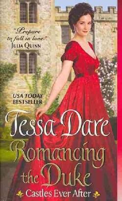 Romancing the Duke (Paperback)