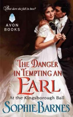 The Danger in Tempting an Earl (Paperback)