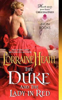 The Duke and the Lady in Red (Paperback)