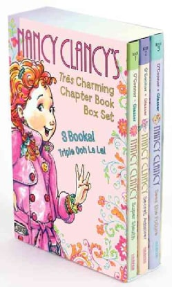 Nancy Clancy's Tres Charming Chapter Book Box Set (Hardcover)