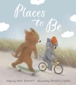 Places to Be (Hardcover)