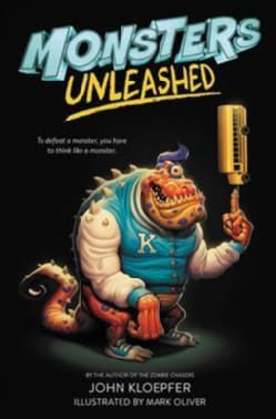 Monsters Unleashed (Hardcover)
