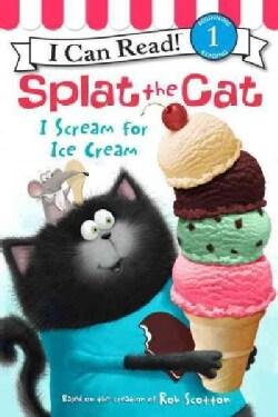 I Scream for Ice Cream (Paperback)