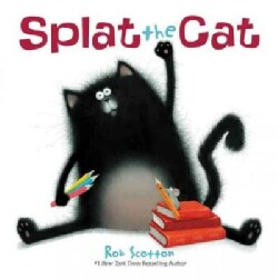 Splat the Cat (Board book)