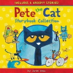 Pete the Cat Storybook Collection: Includes 7 Groovy Stories! (Hardcover)