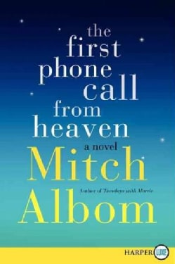 The First Phone Call from Heaven (Paperback)