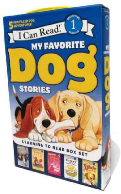My Favorite Dog Stories: Learning to Read Set (Paperback)