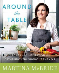 Around the Table: Recipes and Inspiration for Gatherings Throughout the Year (Hardcover)