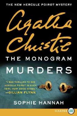 The Monogram Murders (Paperback)