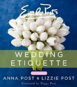Emily Post's Wedding Etiquette (Hardcover)