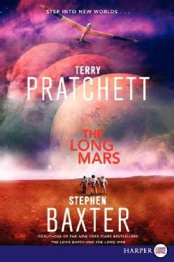 The Long Mars (Paperback)