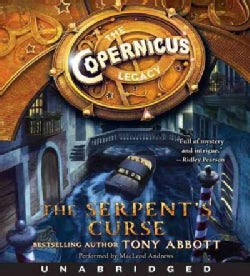 The Serpent's Curse (CD-Audio)