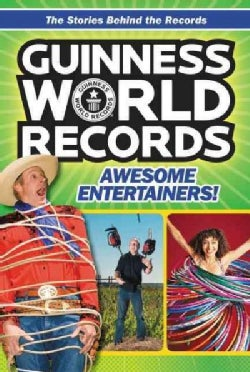 Awesome Entertainers! (Paperback)