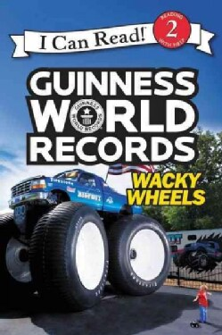 Guinness World Records Wacky Wheels (Paperback)