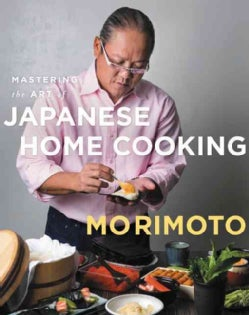 Mastering the Art of Japanese Home Cooking (Hardcover)