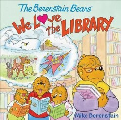 We Love the Library (Paperback)