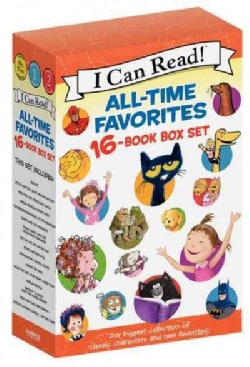 I Can Read All-Time Favorites (Paperback)