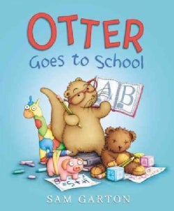 Otter Goes to School (Hardcover)