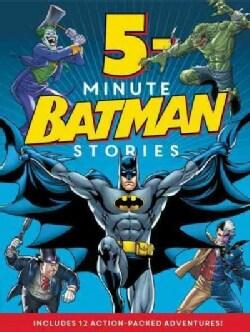 5-minute Batman Stories (Hardcover)