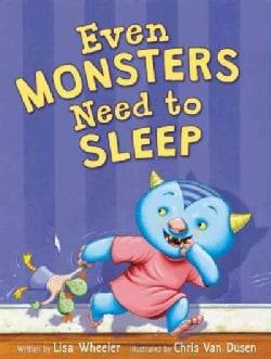 Even Monsters Need to Sleep (Hardcover)