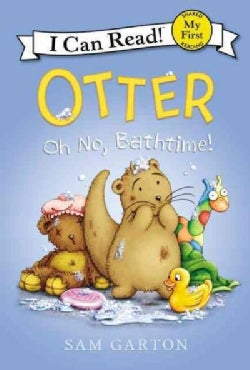 Oh No, Bath Time! (Paperback)