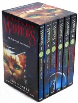 Warriors: The Complete First Series (Paperback)