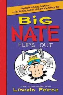 Big Nate Flips Out (Paperback)