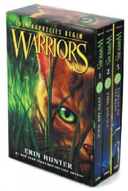 Warriors: Into the Wild, Fire and Ice, Forest of Secrets (Paperback)