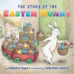 The Story of the Easter Bunny (Board book)
