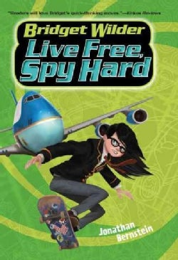 Live Free, Spy Hard (Hardcover)